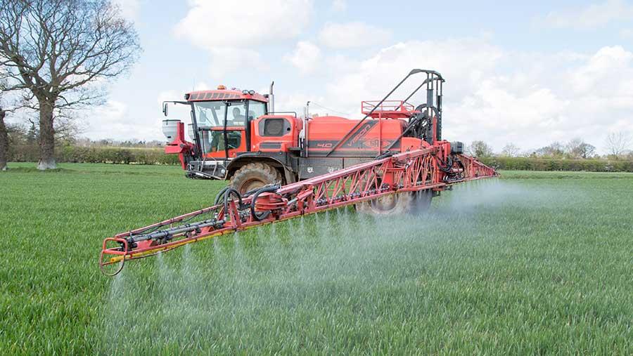 PL PATH 511-CHEMICALS IN PLANT DISEASE MANAGEMENT (2+1)