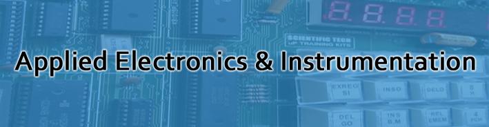 Sacs.2213Applied Electronics & Instrumentation