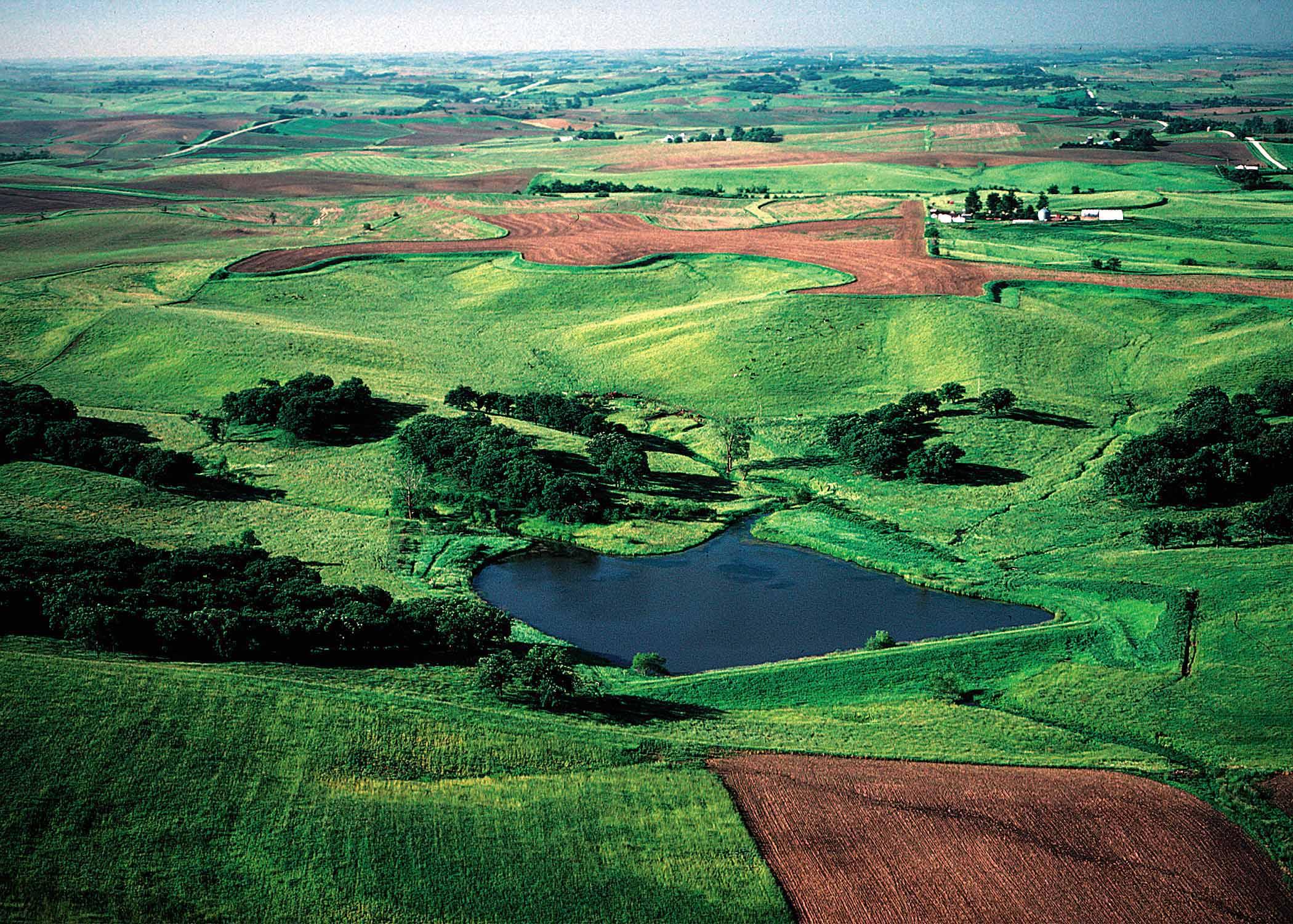 Lwre 2104 Watershed Hydrology (2+1)