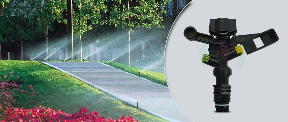 Iden 3107 Sprinkler and Micro Irrigation Systems(1+1)